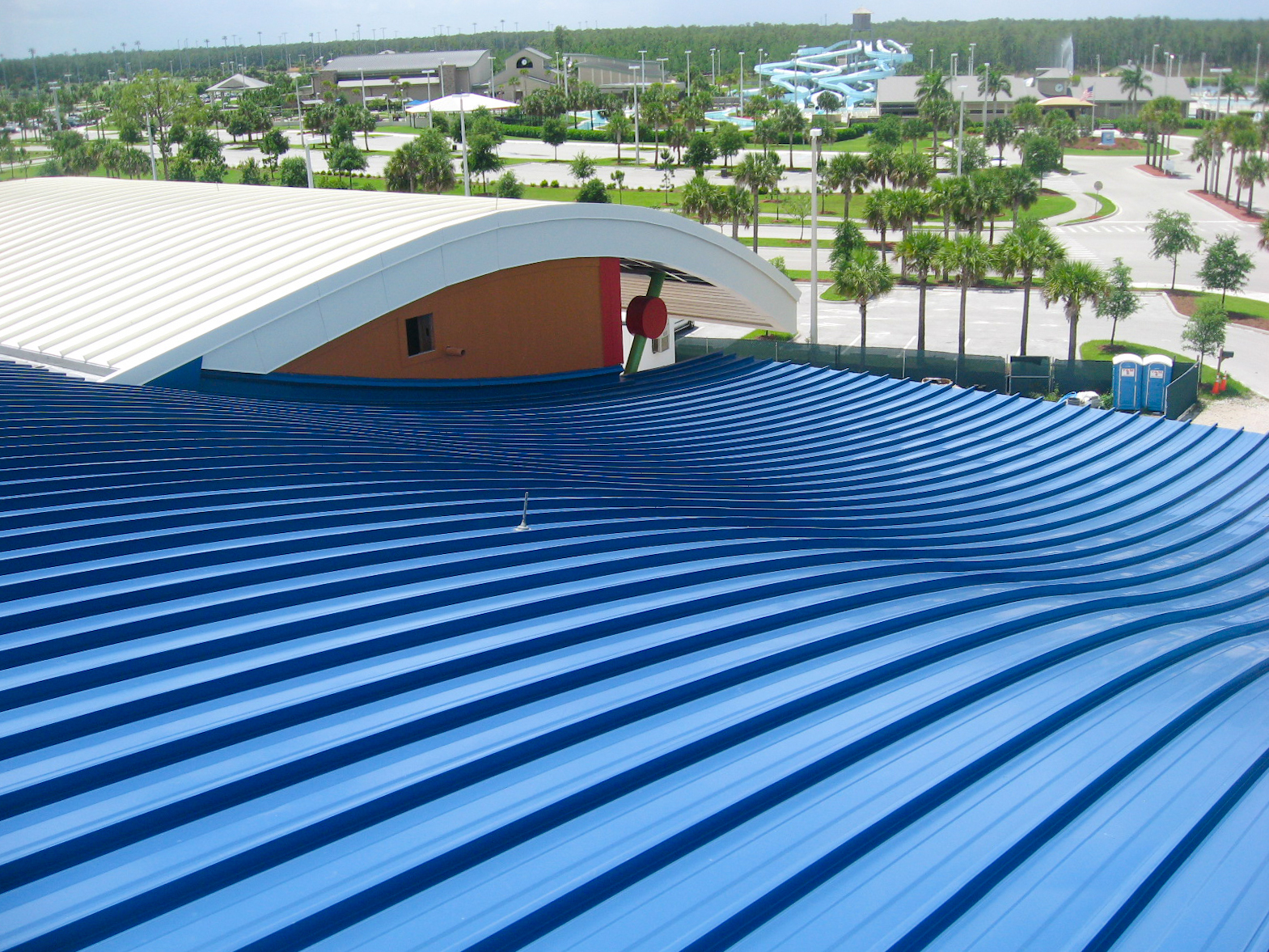 Metal Roofing Systems From Imetco