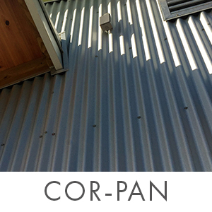 cor pan button