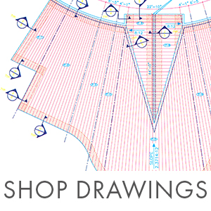 shop drawings button