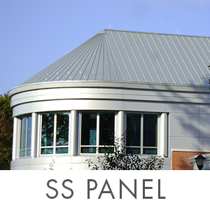 ss panel button